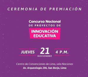 Expertos internacionales participarán en evento innovador este 21 de noviembre