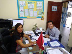 FONDEP participó en monitoreo en pos del Buen Inicio del Año Escolar 2020
