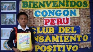 Somos Red: profesor de Amazonas motiva a sus estudiantes a través de la poesía