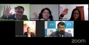 Mesa de Aliados: funcionarios dialogaron sobre gestión del financiamiento para la innovación educativa