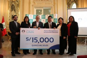 MML y DRE Huancavelica participan en segundo webinar de Mesa de Aliados