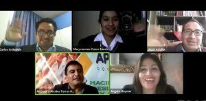 Panelistas dialogaron sobre la gestión de evidencias y la autoevaluación en la educación a distancia