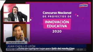 """Juan Cadillo: """"Este reconocimiento del FONDEP tiene que estar acompañado de una etapa de fortalecimiento"""""""