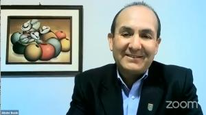 """Alindor Bazán: """"Las iniciativas o proyectos nacen para cambiar los resultados de la escuela y para disminuir las brechas"""""""