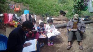 Registro de iniciativas pedagógicas: docentes de Apurímac fomentan el hábito de la lectura en familia