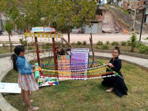 Registro de iniciativas pedagógicas: profesora utiliza técnica ancestral para enseñar matemáticas