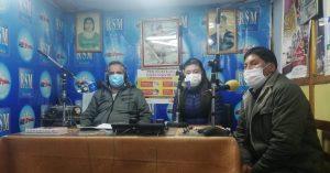 Registro de iniciativas pedagógicas: docentes de escuela de Puno se convierten en locutores para dictar clases