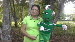 Registro de iniciativas pedagógicas: profesora de Loreto utiliza marioneta para promover la lectura