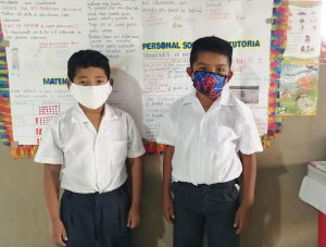 Registro de iniciativas pedagógicas: estudiantes de Tambogrande hacen pódcast para incentivar hábito lector