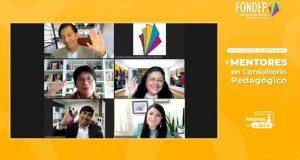 Docentes mentores de Lima, Apurímac y Cajamarca invitan a inscribirse a cursos MOOC que elaboraron