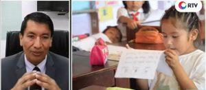 Ministro de Educación destaca trabajo del FONDEP en impulsar la innovación educativa